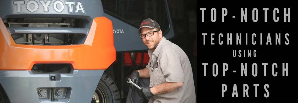 Service forklift service   New and Used Forklifts in Ohio. Williams Toyota Lift
