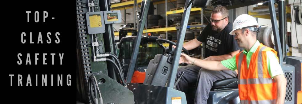 Parts forklift training   New and Used Forklifts in Ohio. Williams Toyota Lift