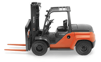 New Equipment ic pneumatic   New and Used Forklifts in Ohio. Williams Toyota Lift