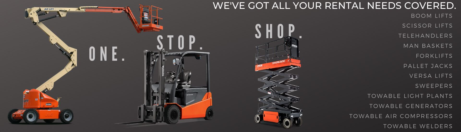 Rentals New Used Forklifts In Ohio Williams Toyota Lift