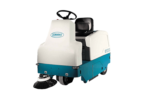 New Equipment sweeper img2   New and Used Forklifts in Ohio. Williams Toyota Lift
