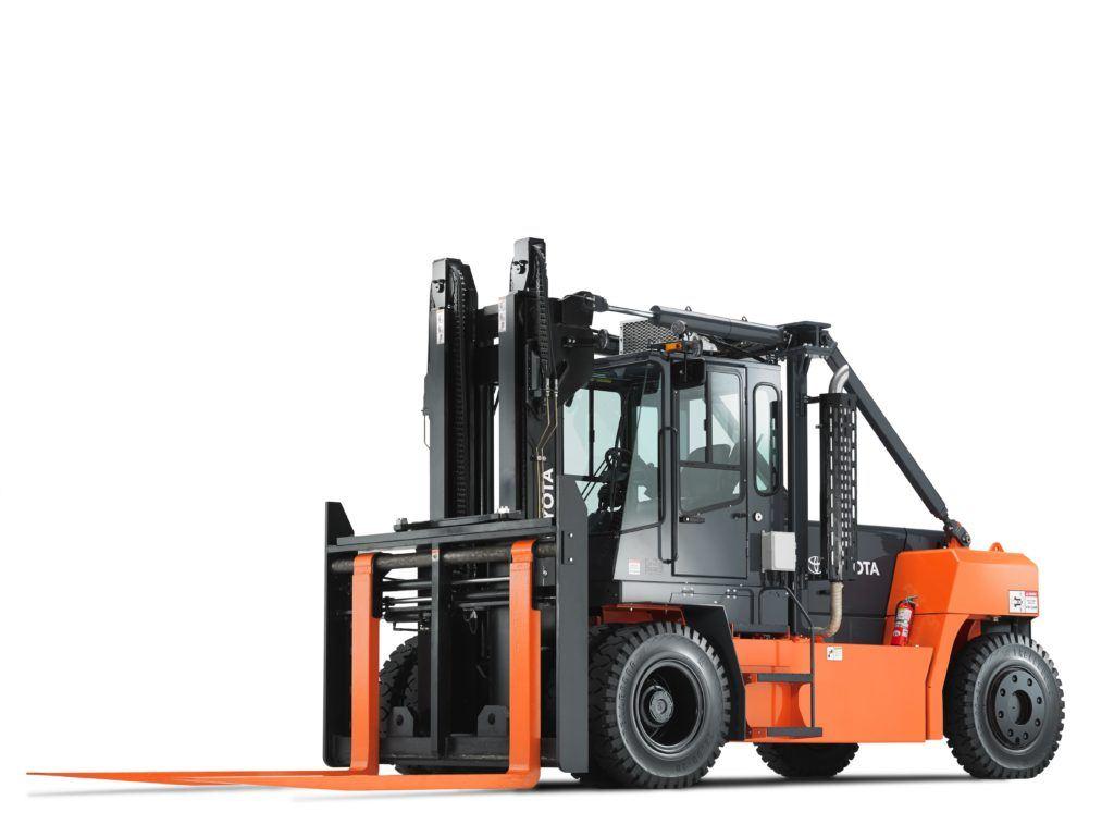 Toyota Heavy Duty Forklift