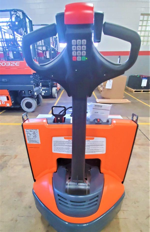 4,500 Cap. Electric<br>Walkie Pallet Jack<br>**NEW** 2021<br>Limited Time Pricing