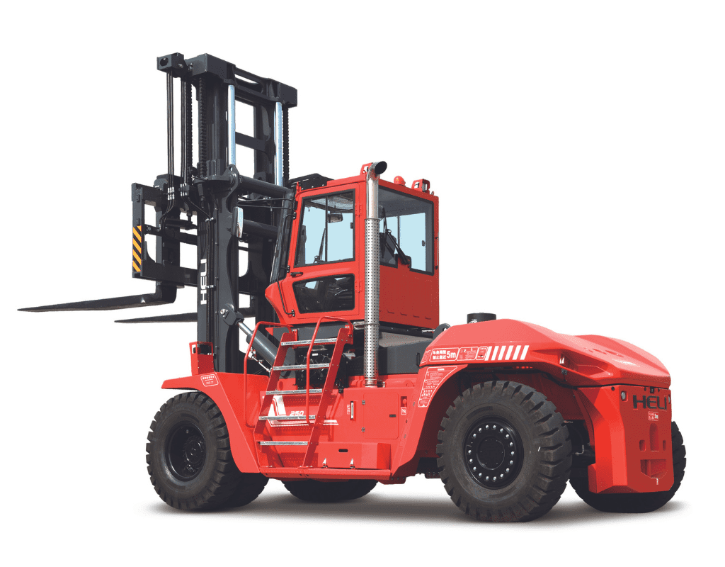 HELI forklift High Capacity Diesel