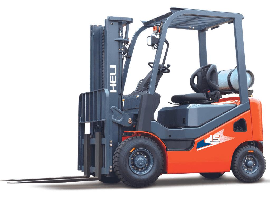 Heli LPG Pneumatic Forklift
