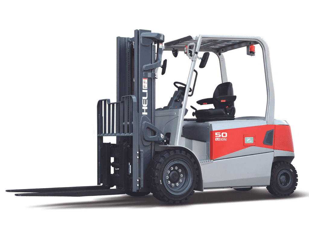 Heli Lithium-Ion Electric Forklifts