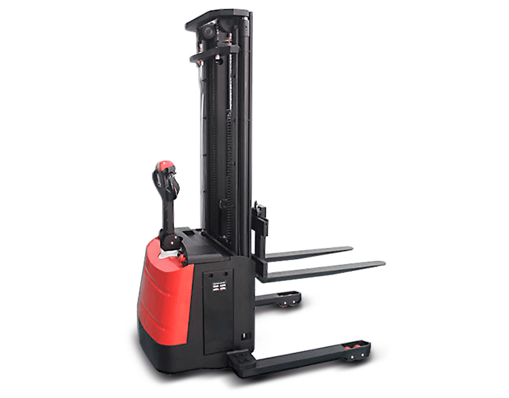 Heli Electric Walk-Behind Pallet Jacks and Stackers