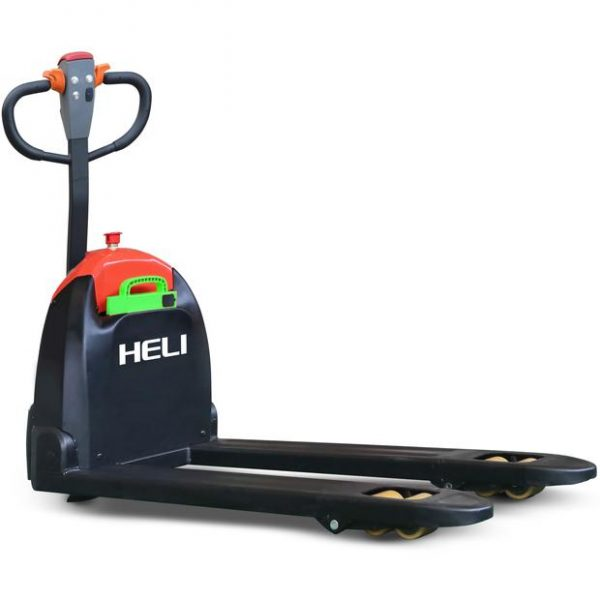 4,400 Cap. Electric<br>Lithium-Ion Pallet Jack<br>**NEW** 2021<br>Limited Time Pricing