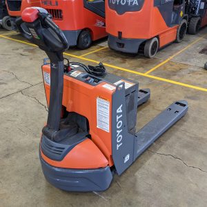 4,500 Cap. Electric<br>Walkie Pallet Jack<br>USED<br>Multiple Units Available