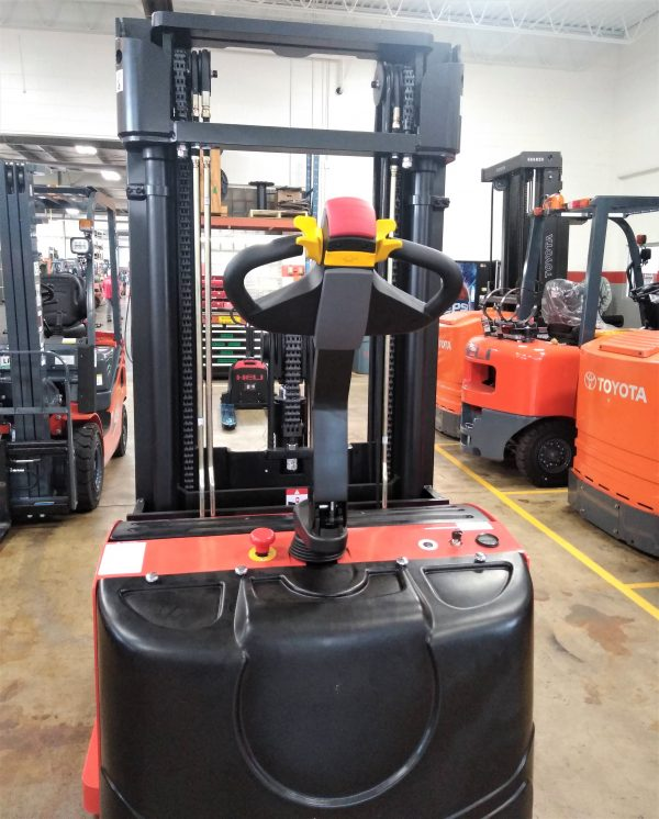 3,300 LBS Cap. Electric<br>Walkie Reach Truck<br>**New 2021 New**<br>CQDH15R